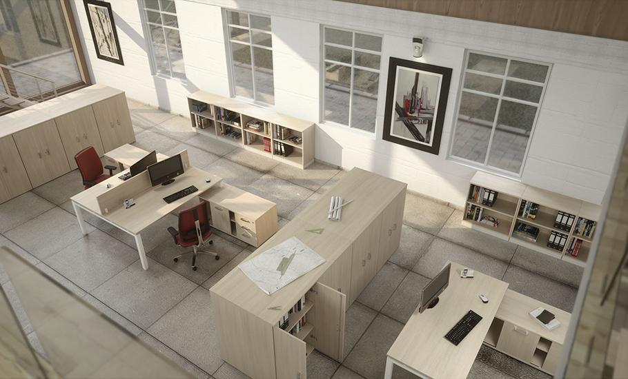 Groupe menon : mobilier et aménagement de bureau fougères